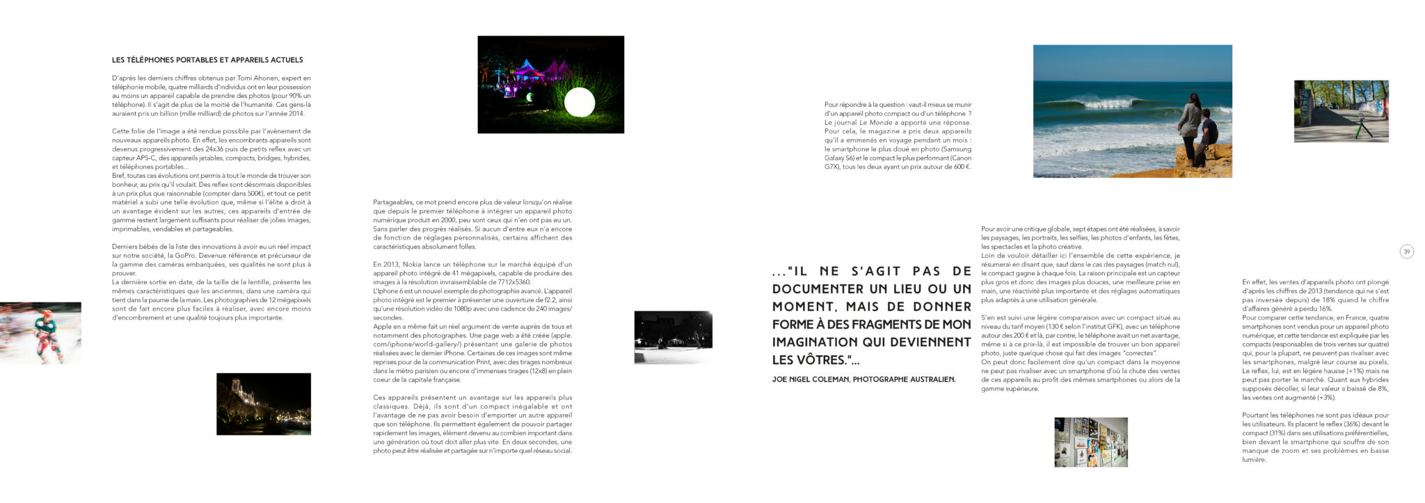Pages 38 et 39.
